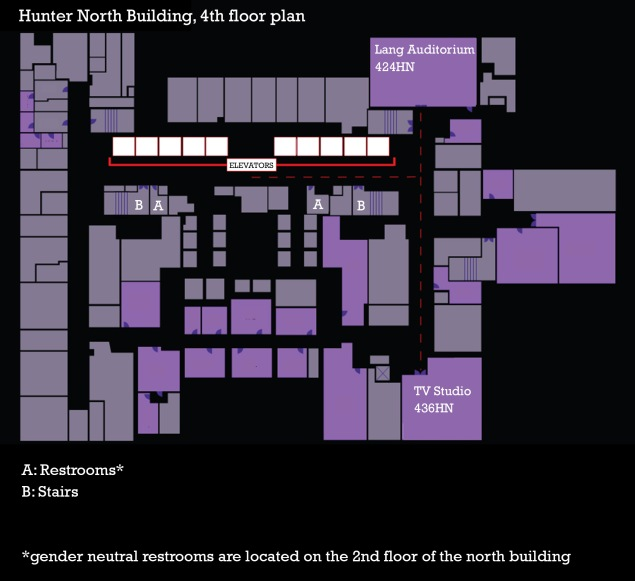 HN 4th floor plan