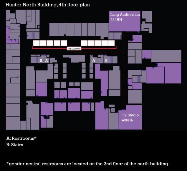 HN 4th floor plan